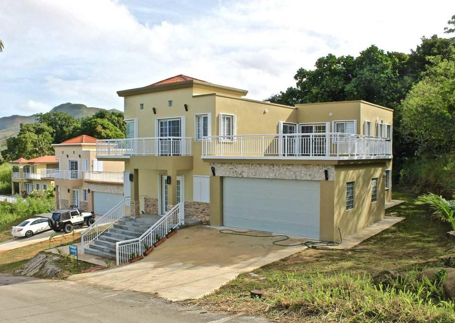 Casa Unifamiliar por un Alquiler en 152 Juan M Cruz Avenue 152 Juan M Cruz Avenue Santa Rita, Grupo Guam 96915