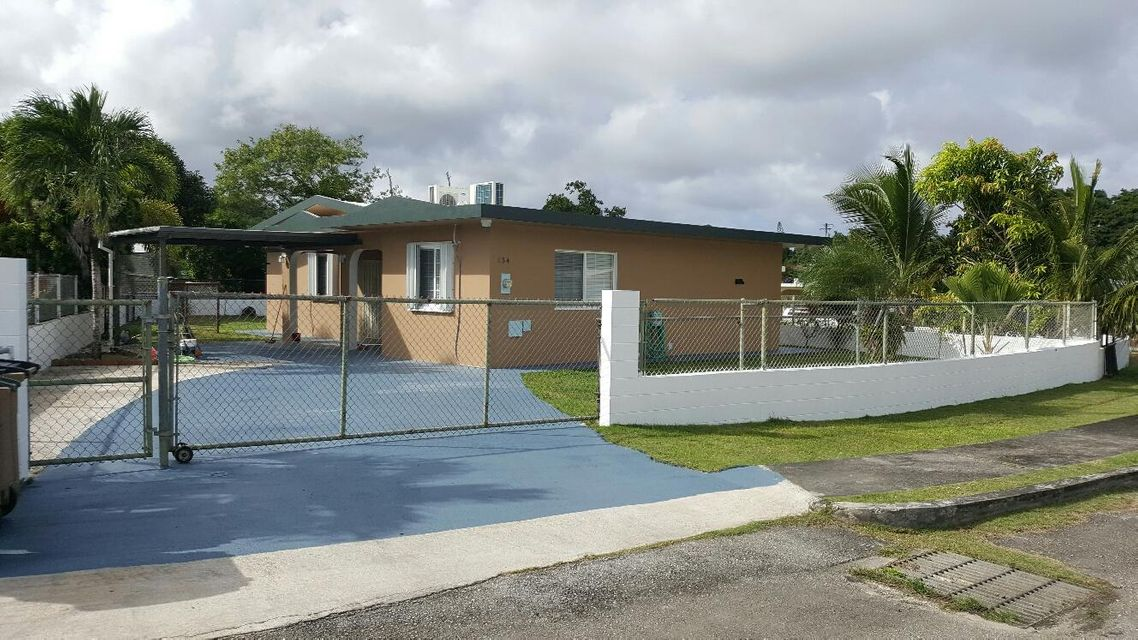 Single Family Home for Rent at 134 Pution Loop Nikken Sub-Div 134 Pution Loop Nikken Sub-Div Chalan Pago Ordot, Guam 96910