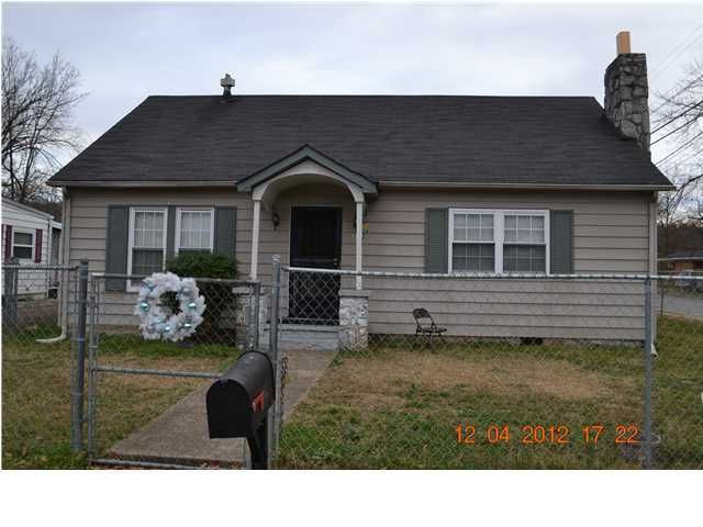 Photo of home for sale at 3012 3rd, Chattanooga TN