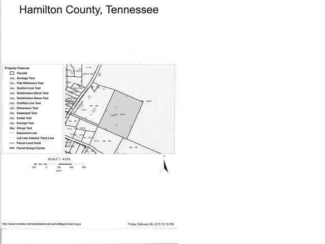 Photo of home for sale at 4914 Pattentown, Ooltewah TN