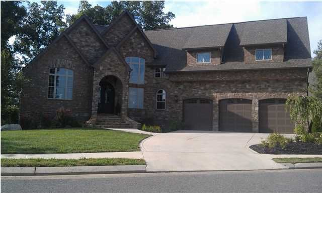 Photo of home for sale at 8345 Georgetown Bay, Ooltewah TN