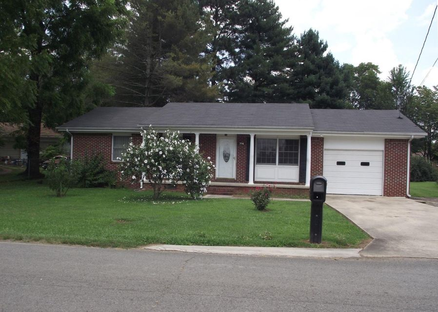 Photo of home for sale at 206 3rd W, Jasper TN