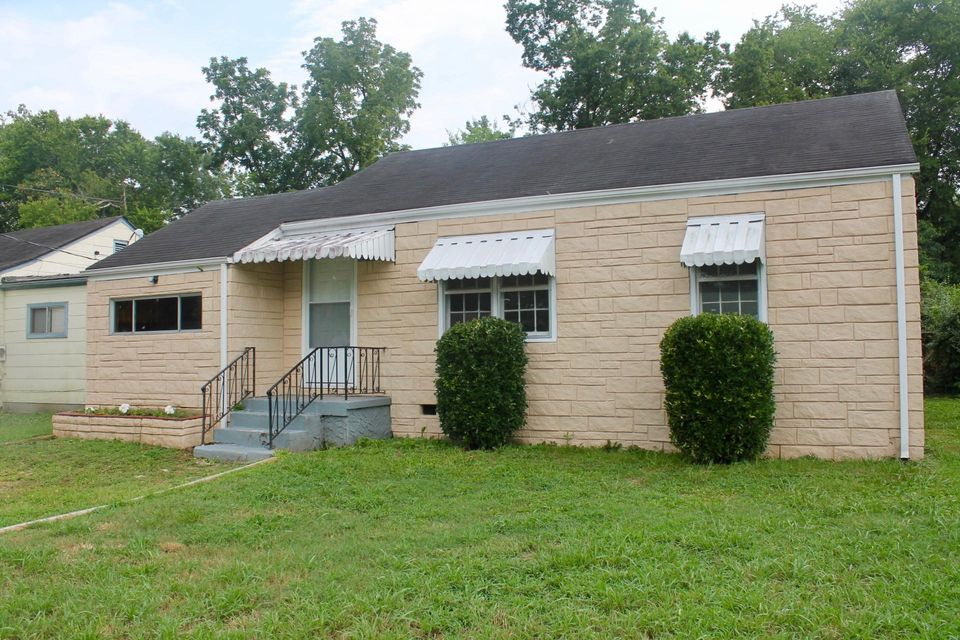 Photo of home for sale at 5348 Rose, Chattanooga TN