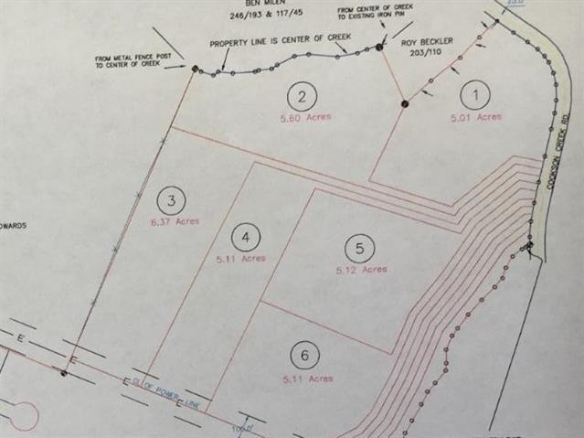 Photo of home for sale at 00 Cookson Creek, Ocoee TN
