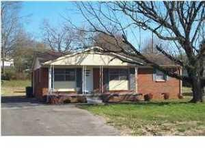 Photo of home for sale at 7710 Canyon, Chattanooga TN