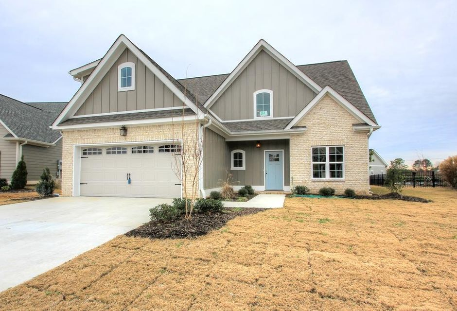 Photo of home for sale at 4860 Preserve, Chattanooga TN