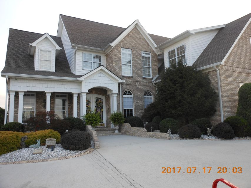 Photo of home for sale at 361 Walker Brow Ridge NW, Cleveland TN