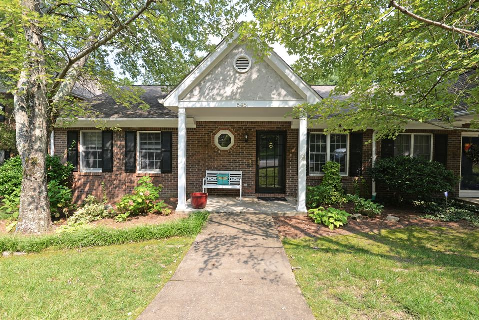 546  Winterview  Ln, Chattanooga in Hamilton County, TN 37409 Home for Sale