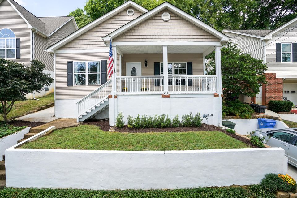 213  Baker  St, Chattanooga in Hamilton County, TN 37405 Home for Sale