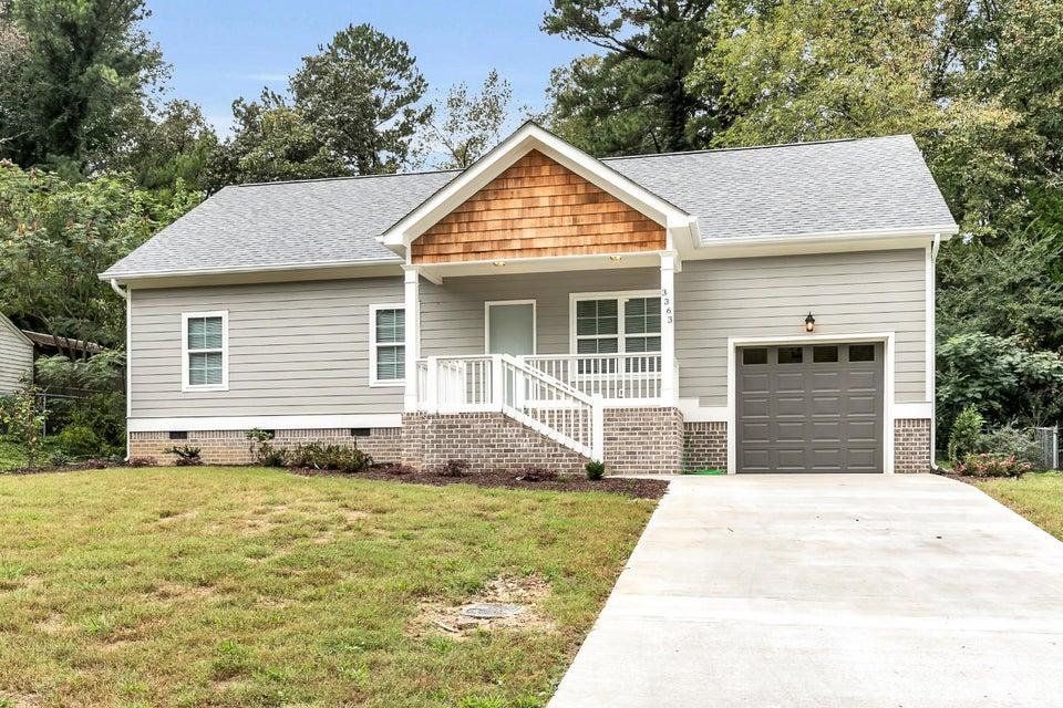 3363  Van Buren  St, Chattanooga in Hamilton County, TN 37415 Home for Sale