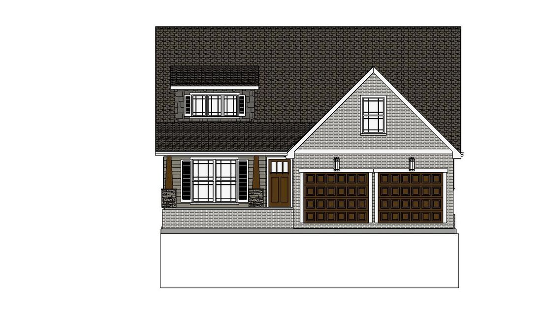 3055  Merrydale Lot 3 Dr, Chattanooga, Tennessee