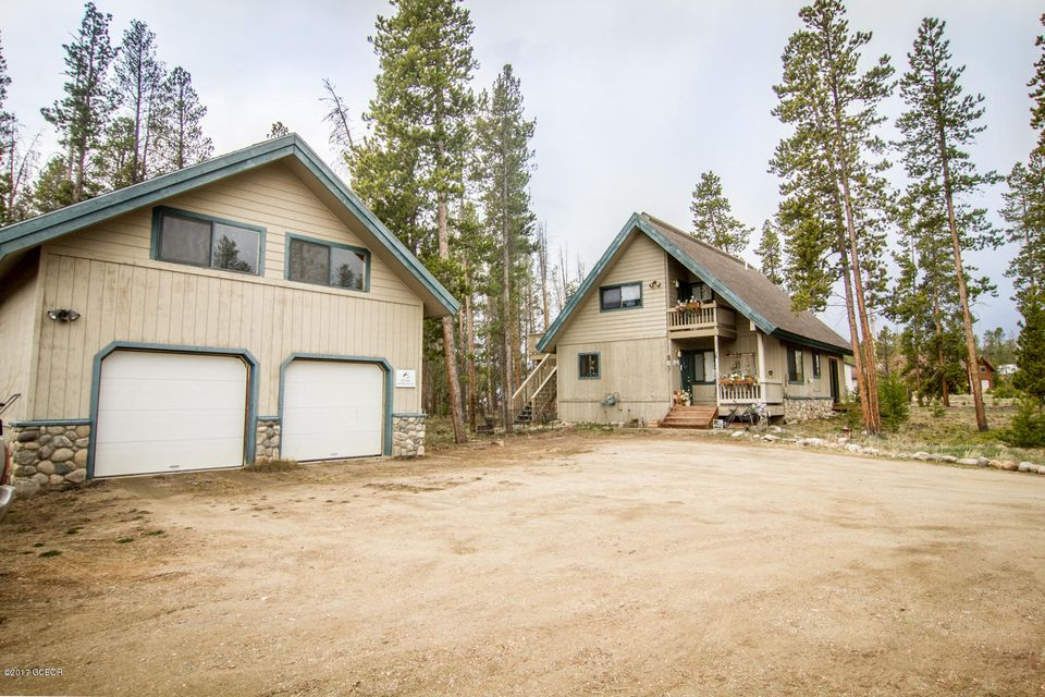 100 GCR 508/Polar Bear Ln, Fraser, CO 80442