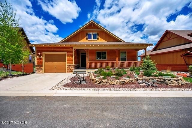 136 Fairview Ln., Granby, CO 80446