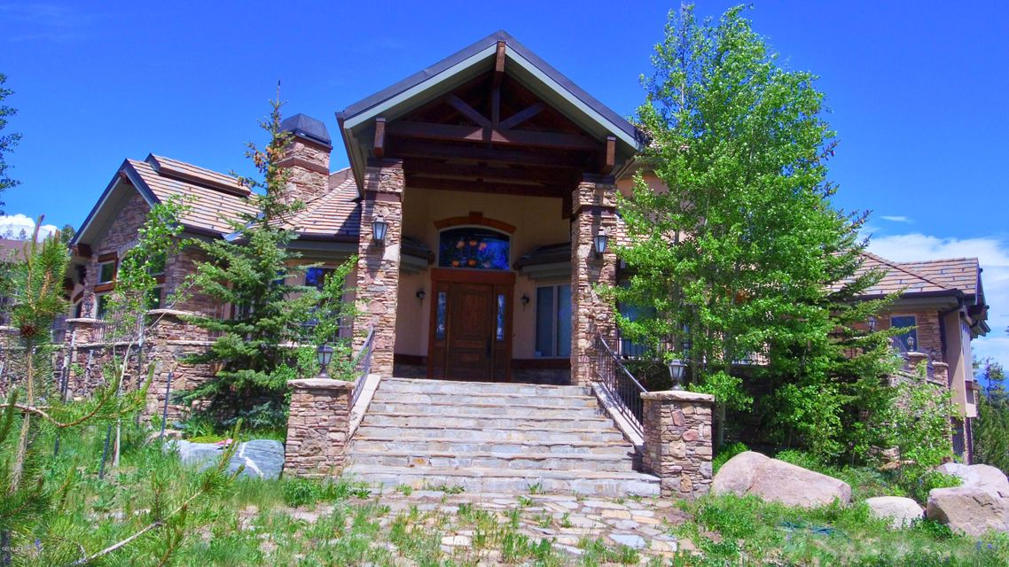 1327 GCR 511/Golf Course Circle, Tabernash, CO 80478