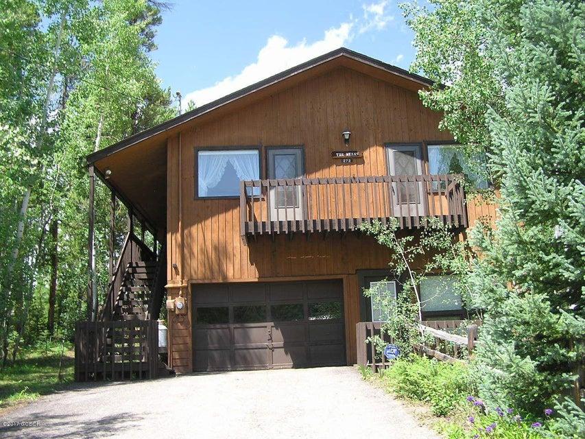 272 GCR 4980, Grand Lake, CO 80447