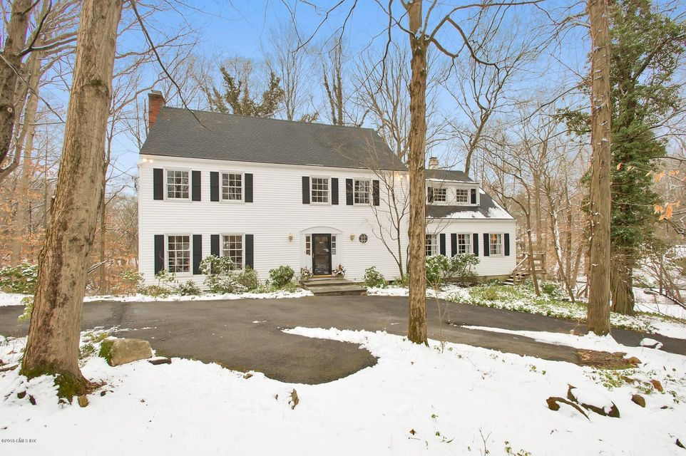56 Londonderry Drive - Greenwich, Connecticut