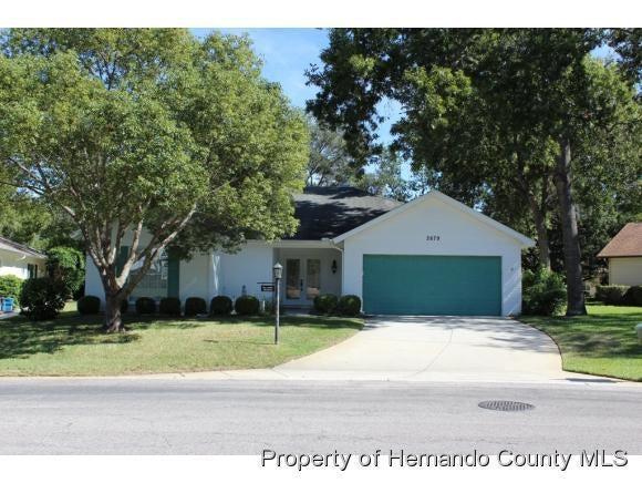 2679 Royal Ridge Drive, Spring Hill, FL 34606