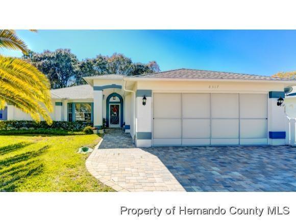 8317 Sugarbush Drive, Spring Hill, FL 34606