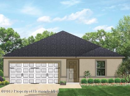 4167 SAND RIDGE Boulevard, Spring Hill, FL 34609