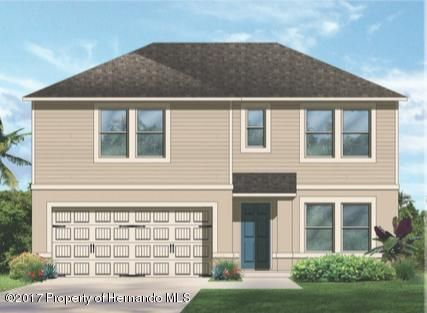 4415 SAND RIDGE Boulevard, Spring Hill, FL 34609