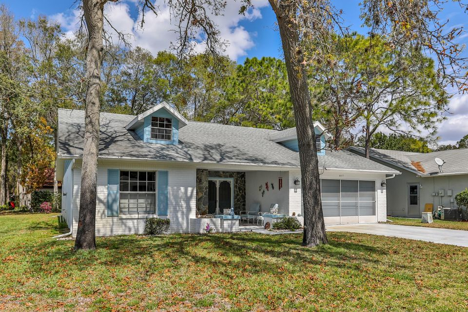 6511 Ocean Pines Lane, Spring Hill, FL 34606