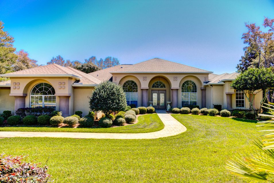 10470 Ramble Ridge Court, Weeki Wachee, FL 34613