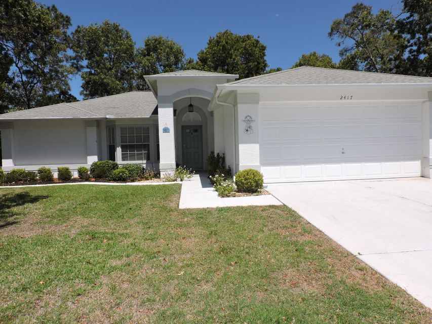 2417 Bent Pine Court, Spring Hill, FL 34606