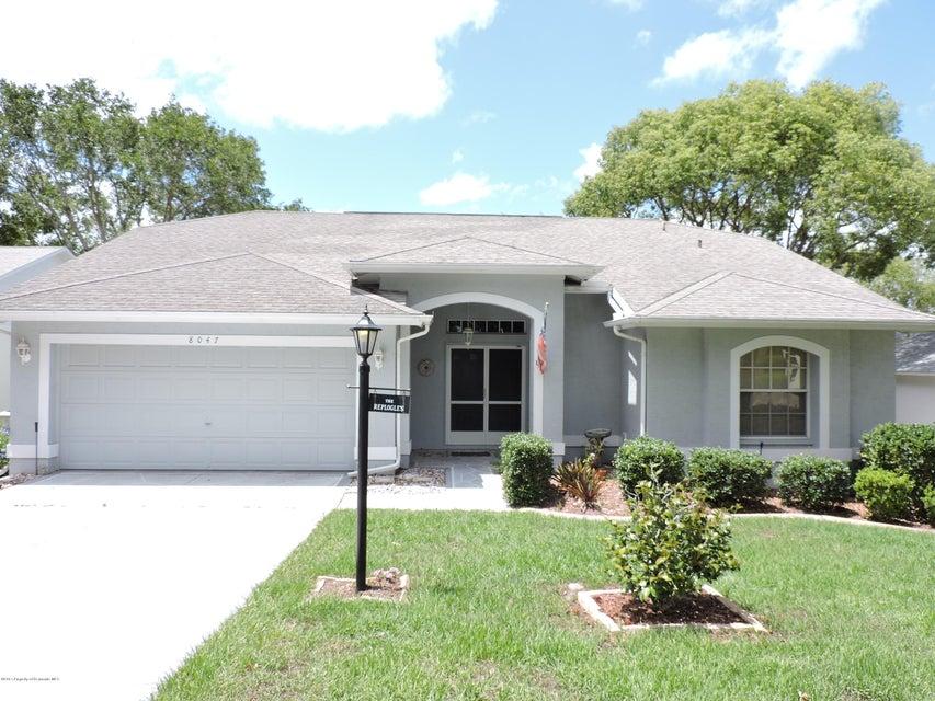 8047 Hidden Hills Drive, Spring Hill, FL 34606