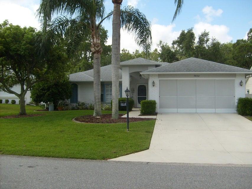 7432 CLEARMEADOW DRIVE, Spring Hill, FL 34606