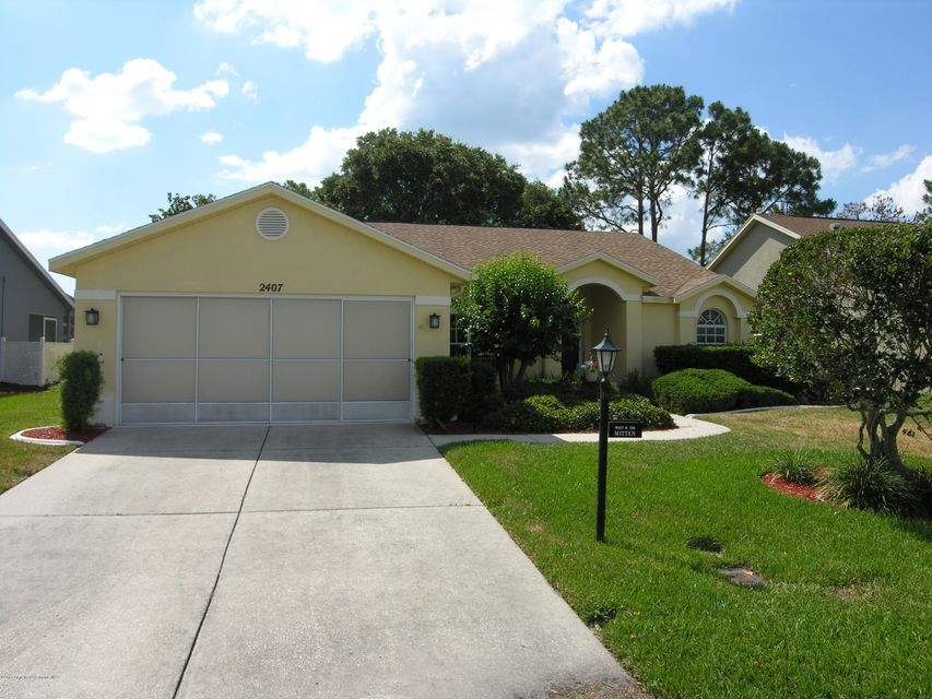 2407 Summercrest Lane, Spring Hill, FL 34606