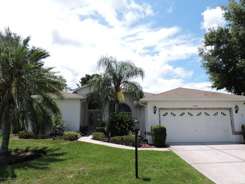 8166 Swan Lake Court, Spring Hill, FL 34606