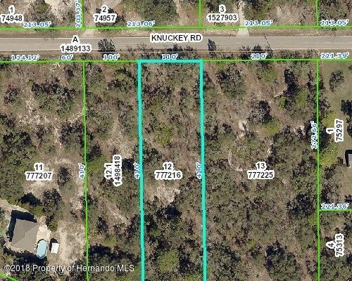 Lot 12 Knuckey Road