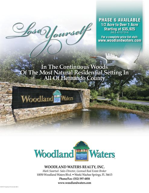 Lot77 Woodland Waters Boulevard