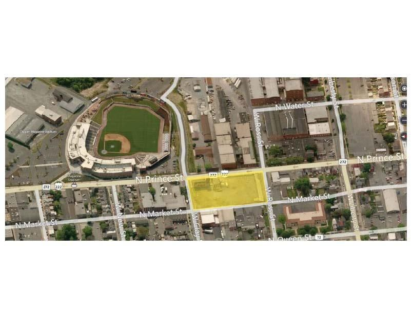 Land for Sale at 811 PRINCE STREET Lancaster, Pennsylvania 17603 United States