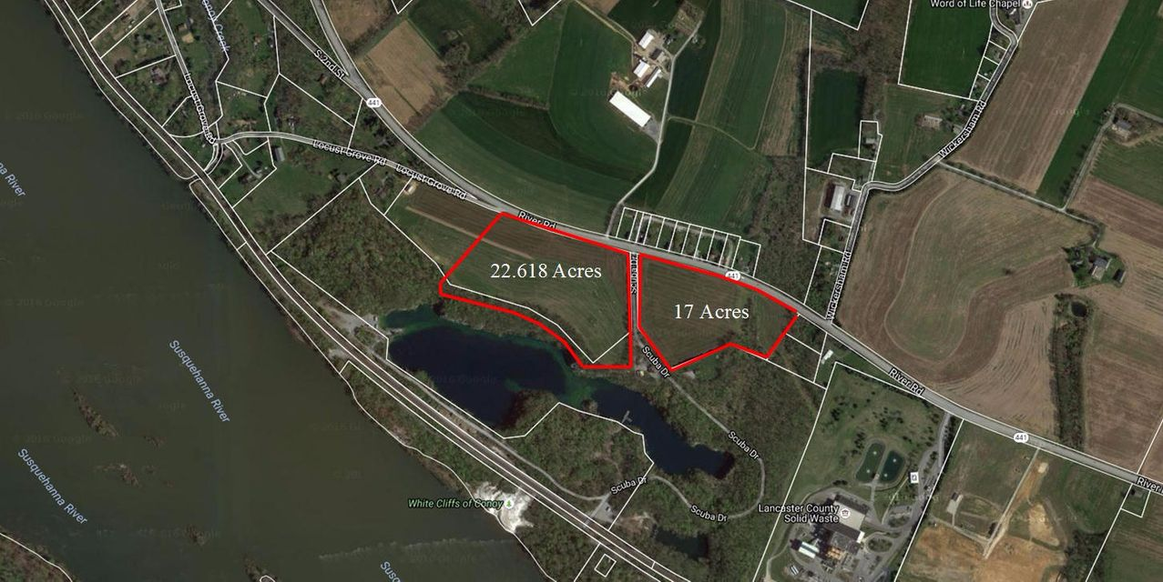 Land for Sale at 2037 RIVER ROAD 2037 RIVER ROAD Bainbridge, Pennsylvania 17502 United States