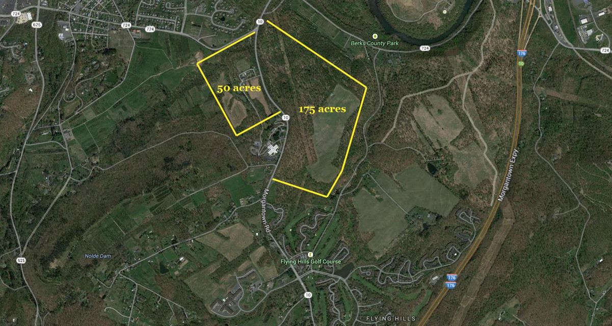 Land for Sale at 1 MORGANTOWN ROAD Reading, Pennsylvania 19607 United States