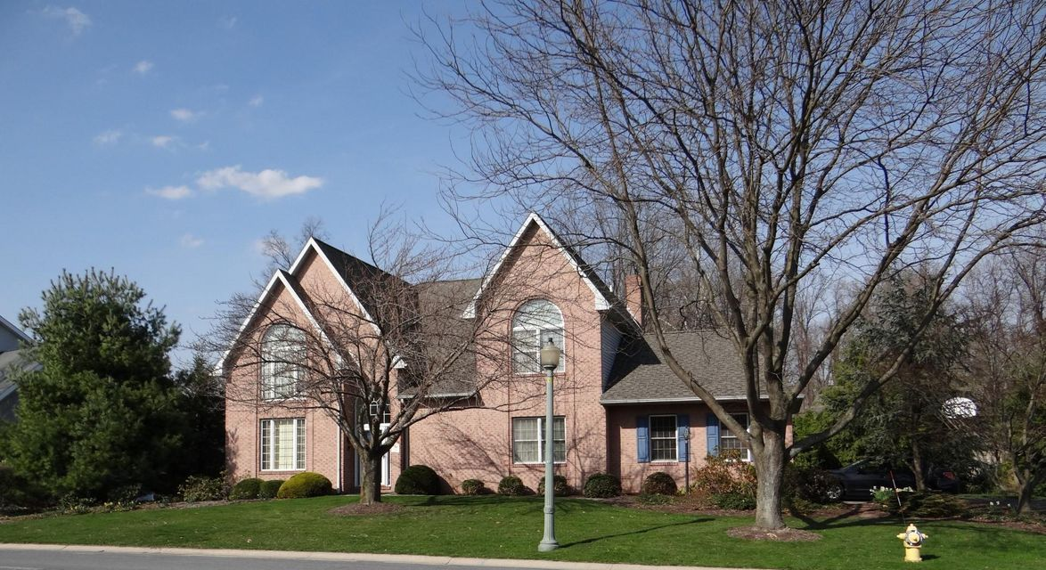 Single Family Home for Sale at 735 ZURICH DRIVE Hummelstown, Pennsylvania 17036 United States