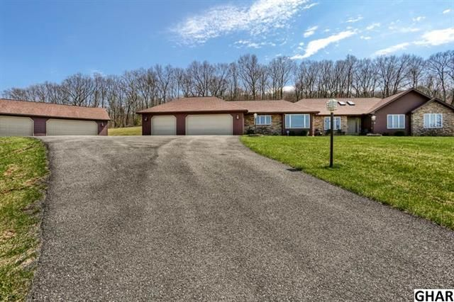 Single Family Home for Sale at 376 COONHUNTER 376 COONHUNTER Middleburg, Pennsylvania 17842 United States