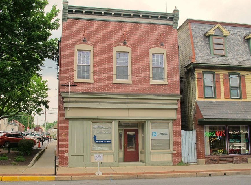 Commercial for Sale at 29 MARKET STREET 29 MARKET STREET Elizabethtown, Pennsylvania 17022 United States
