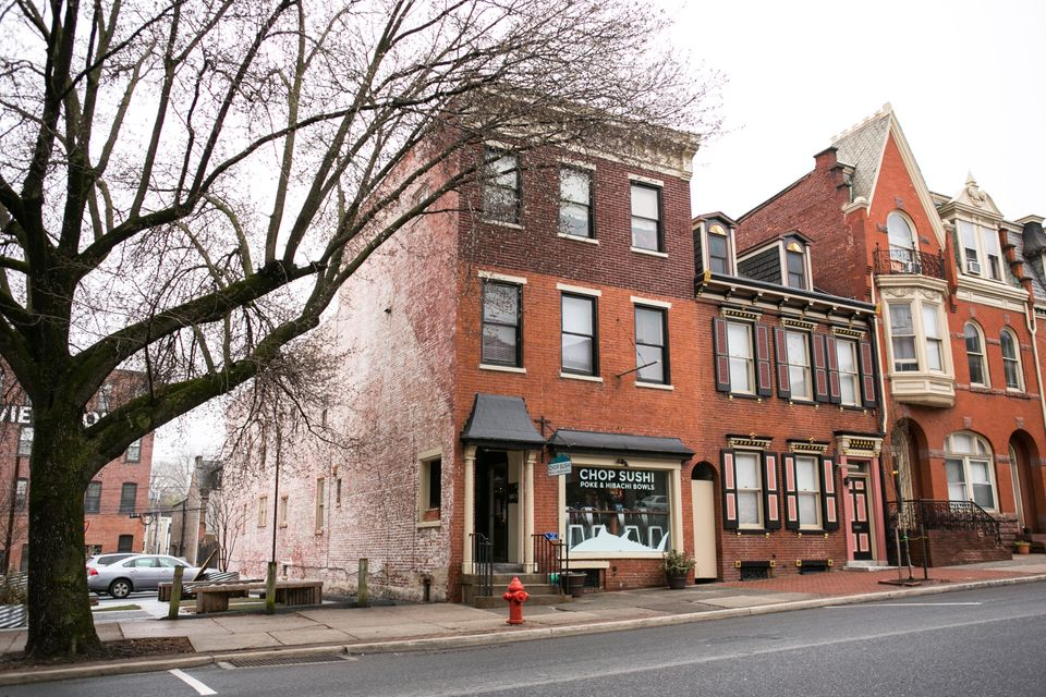 Commercial for Sale at 126 PRINCE STREET 126 PRINCE STREET Lancaster, Pennsylvania 17603 United States