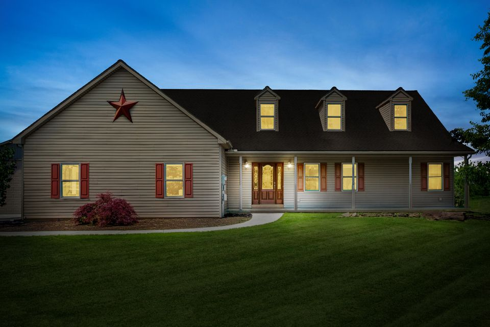 163 S HOERNERSTOWN ROAD, HUMMELSTOWN, PA 17036