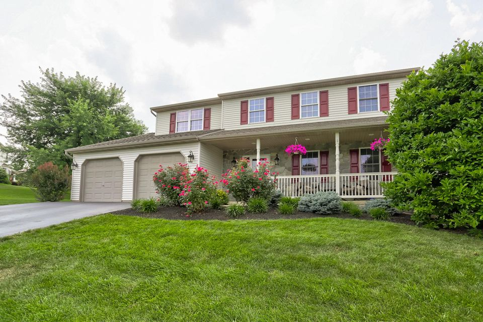 1359 CLEARVIEW DRIVE, DENVER, PA 17517
