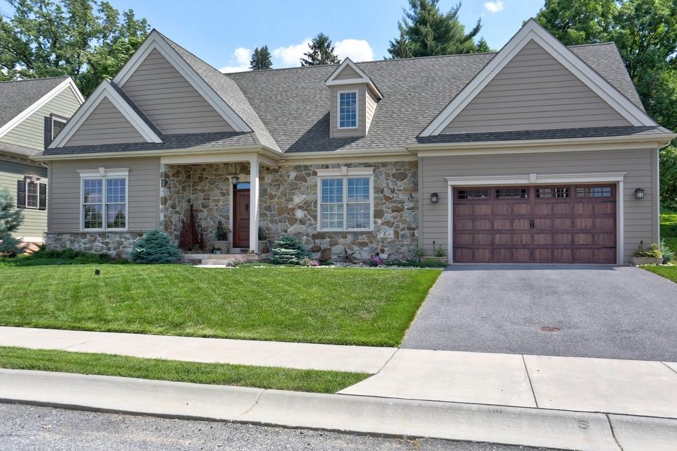 Single Family Home for Sale at 356 ADDISON PLACE Lancaster, Pennsylvania 17601 United States