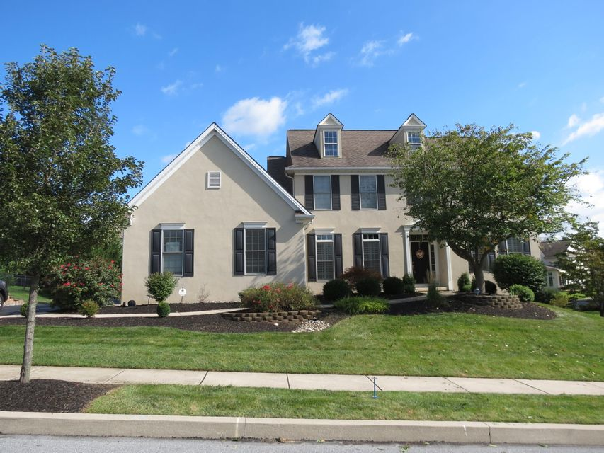 Single Family Home for Sale at 1156 CHADWICK CIRCLE 1156 CHADWICK CIRCLE Hummelstown, Pennsylvania 17036 United States