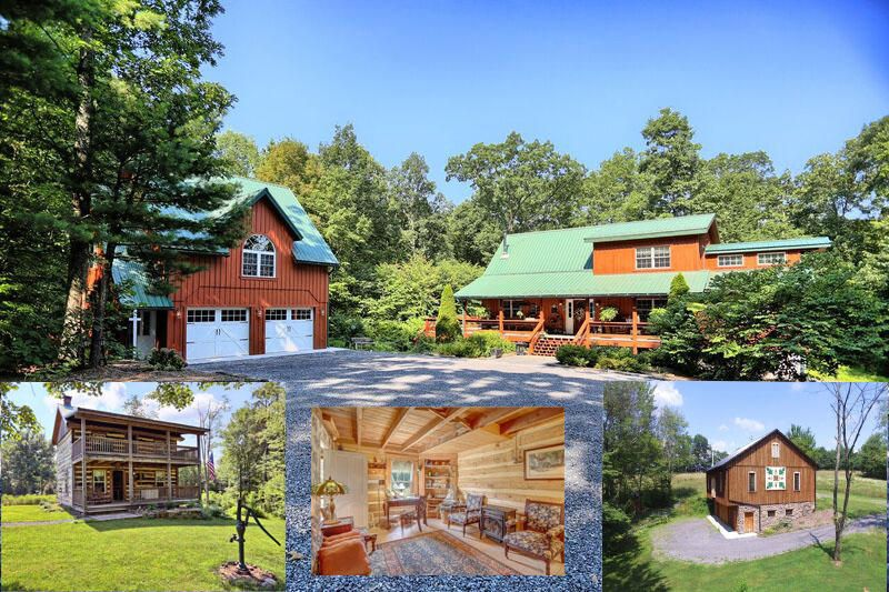 Single Family Home for Sale at 270 COUNTRY LANE 270 COUNTRY LANE McConnellsburg, Pennsylvania 17233 United States