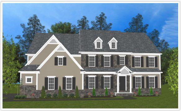 獨棟家庭住宅 為 出售 在 SPRINGVIEW DRIVE SPRINGVIEW DRIVE Lititz, 賓夕法尼亞州 17543 美國