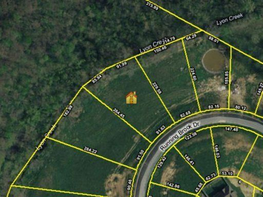 Additional photo for property listing at 606 Running Brook Drive 606 Running Brook Drive Strawberry Plains, Tennessee 37871 Estados Unidos