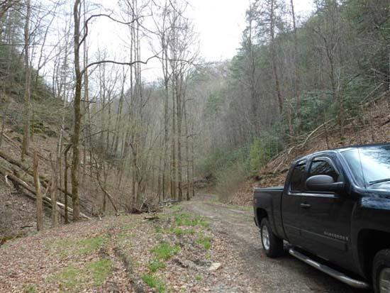 Terrain pour l Vente à Hembree Hollow Road Hembree Hollow Road Townsend, Tennessee 37882 États-Unis