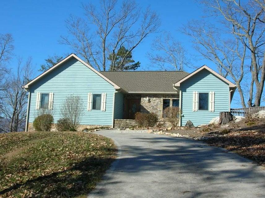 Cove Norris lake house