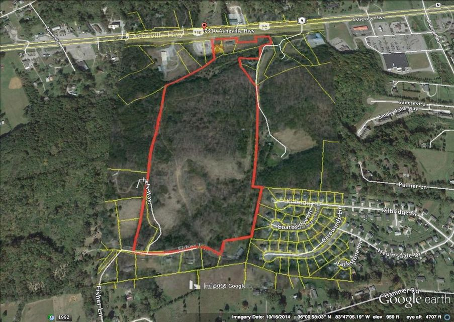 Commercial for Sale at 7310-7350 Asheville Hwy 7310-7350 Asheville Hwy Knoxville, Tennessee 37924 United States